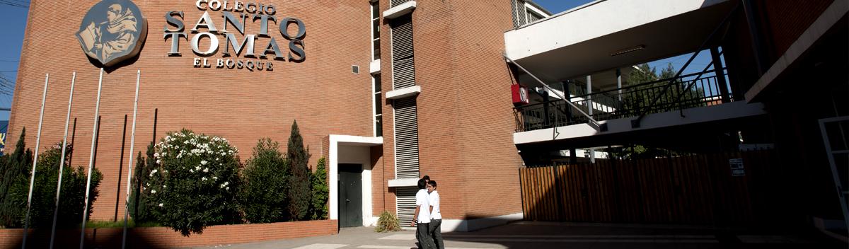 Colegio Santo Tomás El Bosque