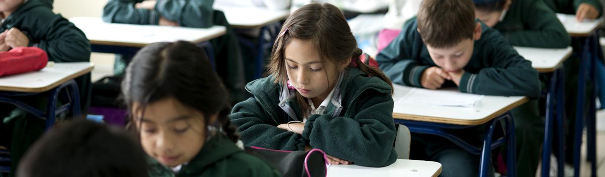 Proyecto educativo colegios santo Tomás